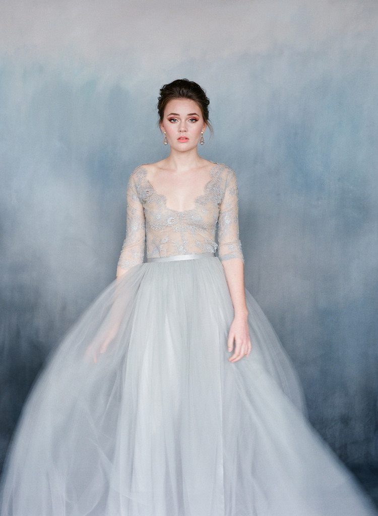 Swoon For These Sweet and Unique Emily Riggs Wedding Gowns