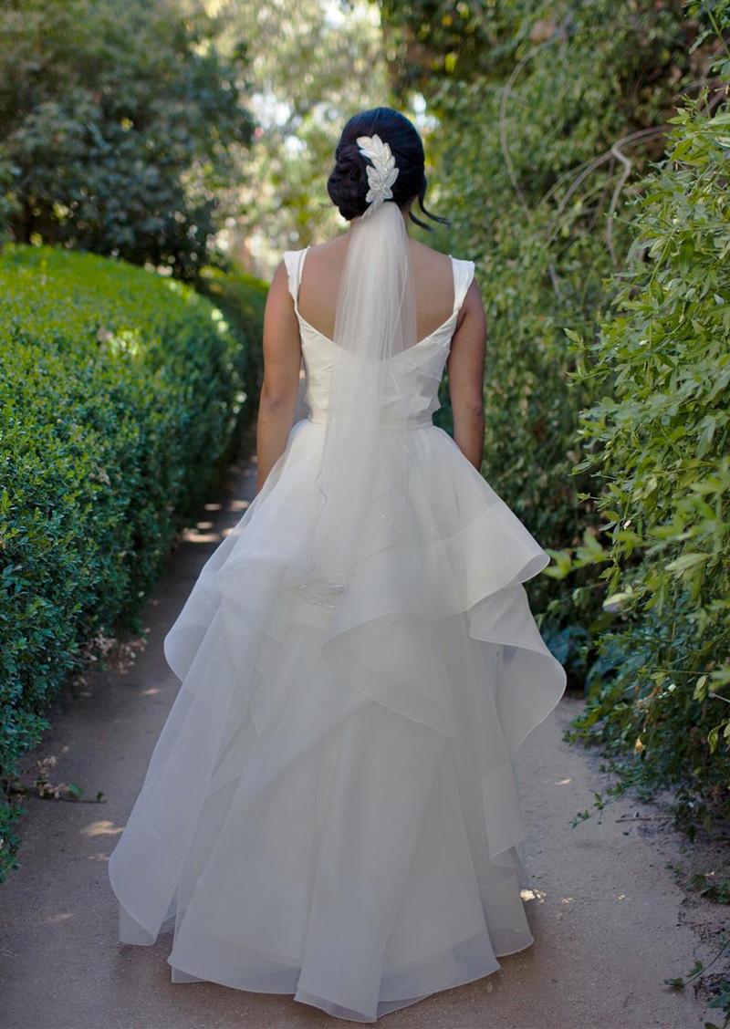 Reem Acra Destiny Wedding Dress