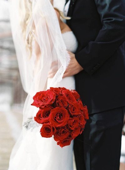 Rose Bridal Bouquets