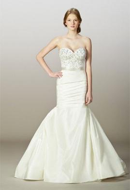 Lian Carlo 5848 wedding dress