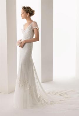 Rosa Clara Ulises wedding dress