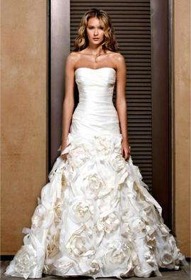 Jenny Lee 1101 wedding dress