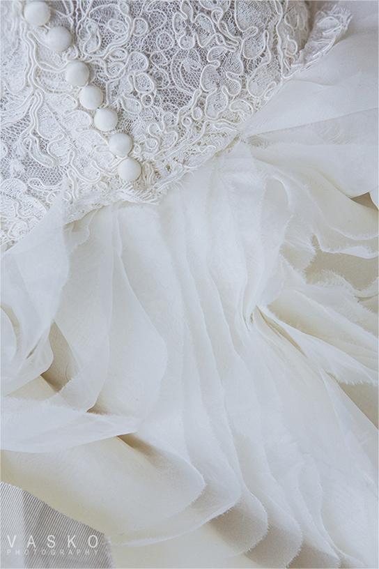 Lazaro 3201  Real Wedding Inspiration   PreOwned Wedding Dresses
