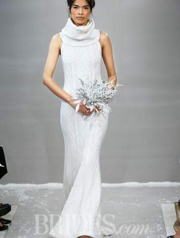 Winter Destination Wedding Gowns