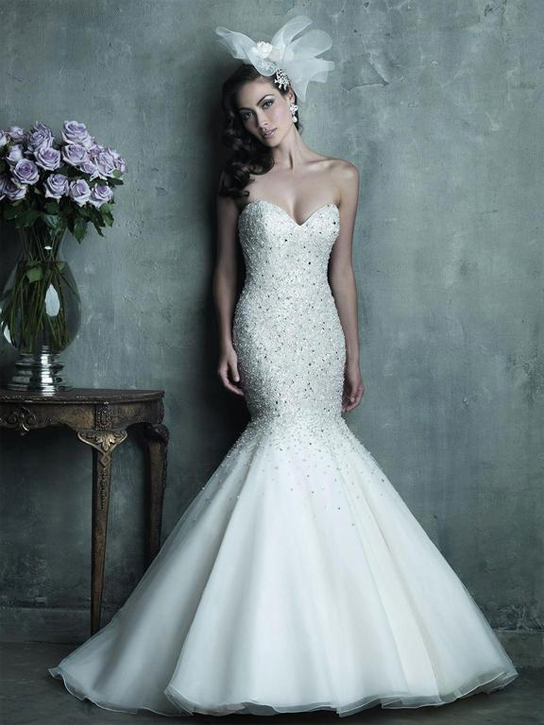 Allure C286 wedding dress
