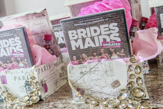 Pre Wedding Gift Basket For Bride : ... California Wedding from Your Lovely Wedding PreOwned Wedding Dresses