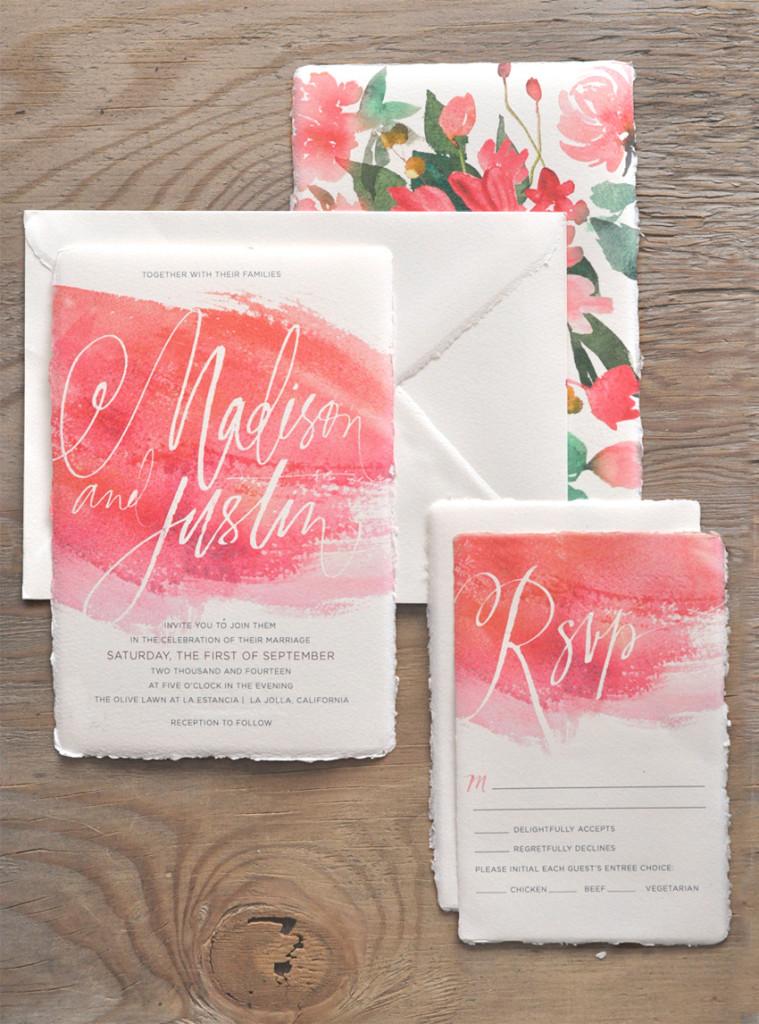 Swoon-Worthy Wedding Invitation Inspiration | PreOwned Wedding Dresses