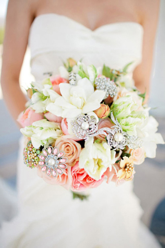 Perfectly Pretty Bridal Bouquets