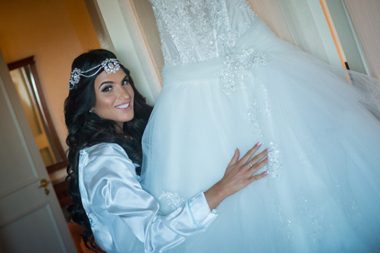 Annie + Bernard | Pnina Tornai Wedding from Starlight Studioz ...