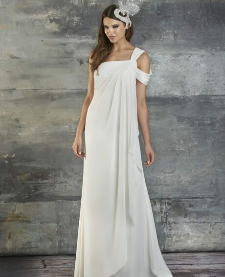Grecian Wedding Gowns