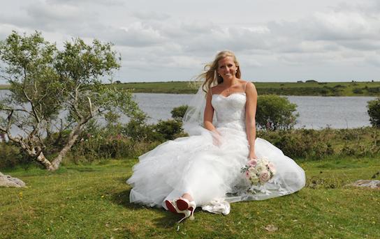 Monique Lhuillier, Cherish | PreOwnedWeddingDresses.com