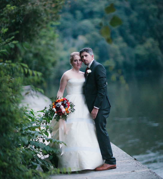 Pre Owned Wedding Gowns: Real Wedding Inspiration