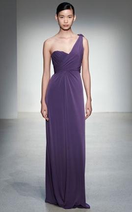 Amsale G767J bridesmaid dress for sale