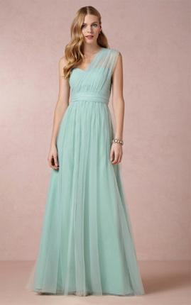 BHLDN 31375306 Bridesmaid dress