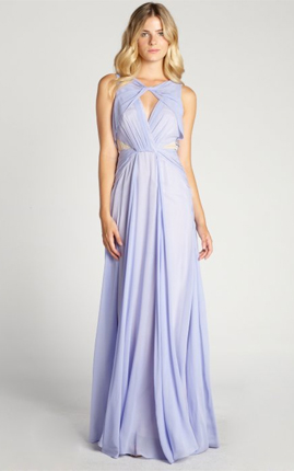 Badgley Mischka Bridesmaid dress
