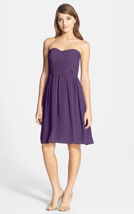 Donna Morgan Sarah Bridesmaid Dress