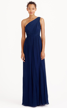 J. Crew 04988 bridesmaid dress