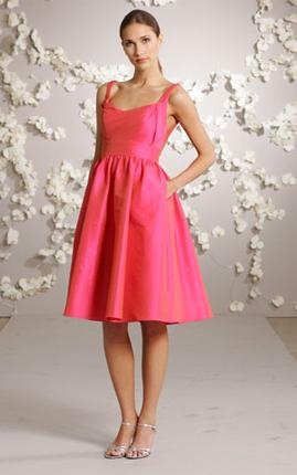 Jim Hjelm 5007 bridesmaid dress