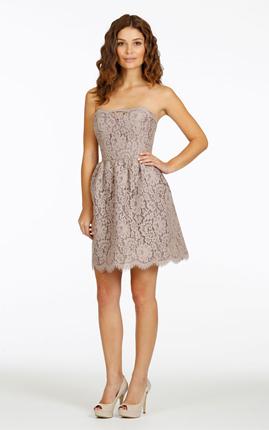 Lazaro NZ3236 bridesmaid dress