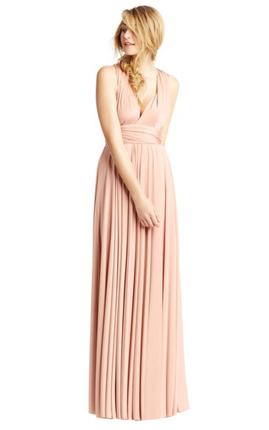 Twobirds Bridesmaid dress for sale on PreOwnedWeddingDresses.com