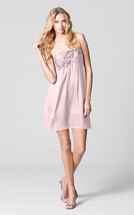 Watters 397 bridesmaid dress