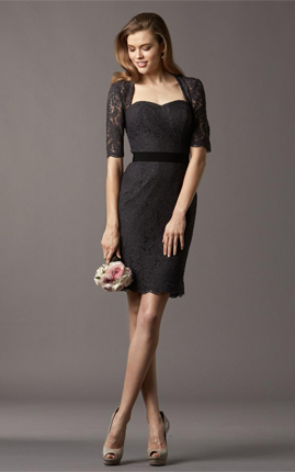 Wtoo 4255 bridesmaid dress