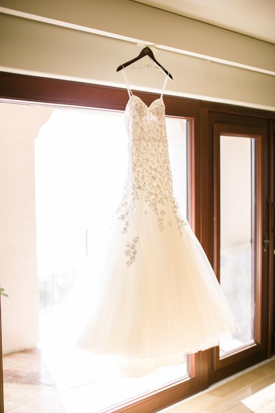 Liancarlo Blush Wedding Dresses Pre-Owned