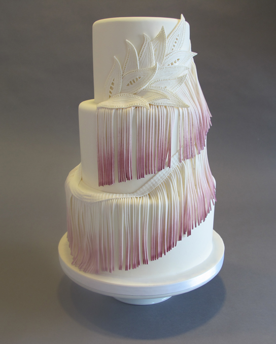 Intricate Wedding Cake Inspiration ...