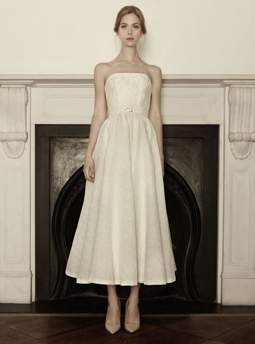 1950's Inspired Wedding Gowns