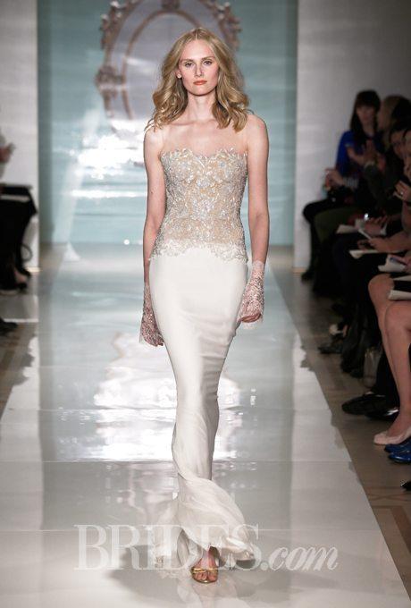 Unique Plus Size Wedding Gowns
