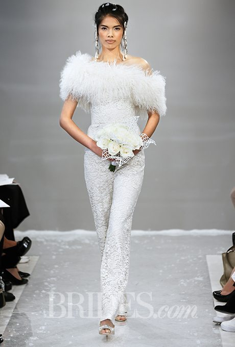 Bridal Wedding Pant Suits