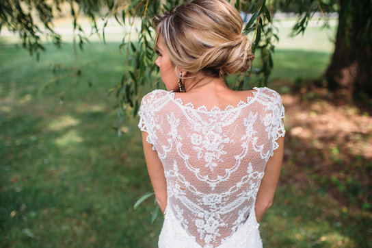Claire Pettibone, Chantilly | PreOwnedWeddingDresses.com