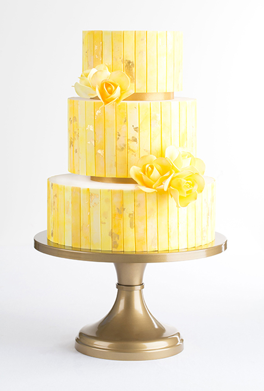 10 Colorful (And Amazing) Wedding Cakes | PreOwned Wedding Dresses