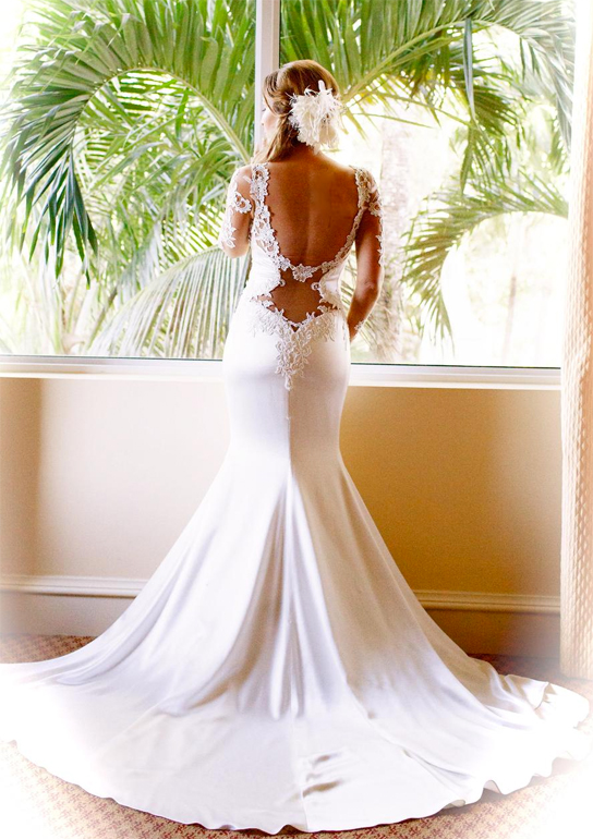Galia Lahav Safron Wedding Dress