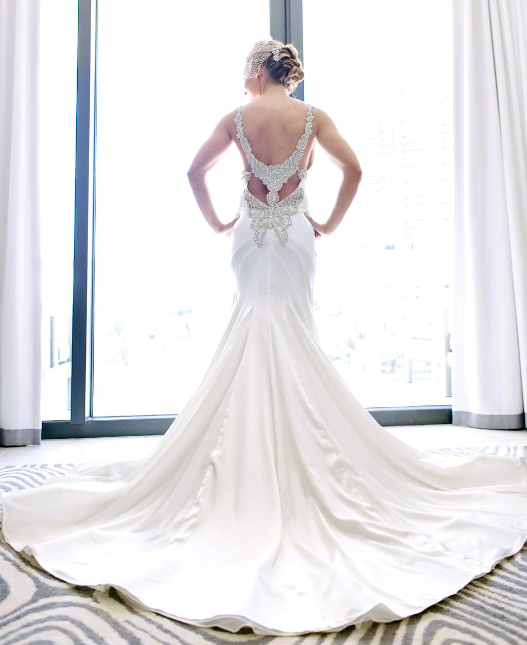Pnina Tornai 5179 Wedding Dress