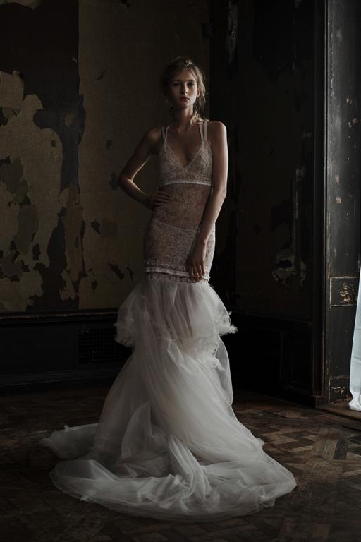 Vera Wang Spring 2016 Bridal