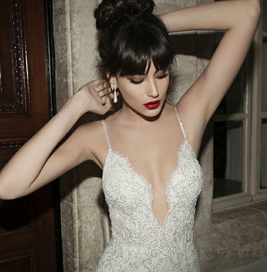Berta Bridal 14-45 wedding dress
