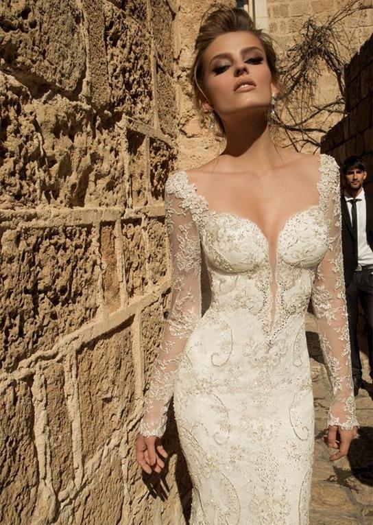 Galia Lahav Navona wedding dress