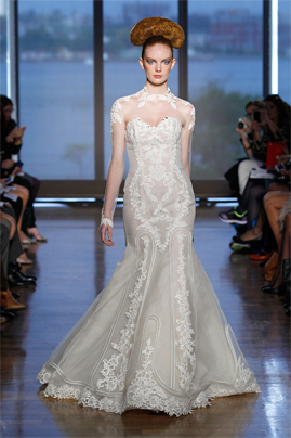 Ines Di Santo Helen wedding dress