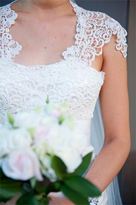 Andrea Gorrie Wedding Dress