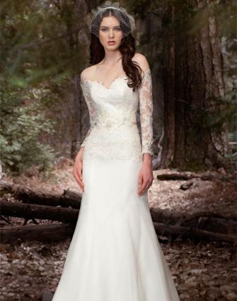 Jenny Lee 1306 Wedding Dress