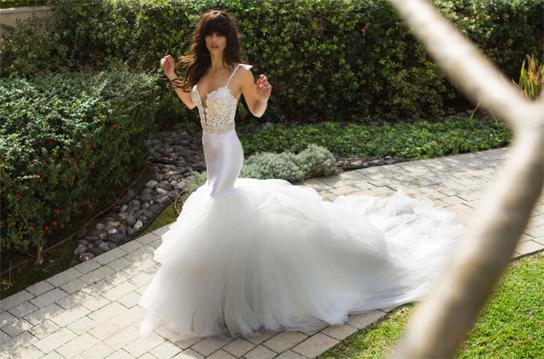 Zahavit Tshuba Megan wedding dress