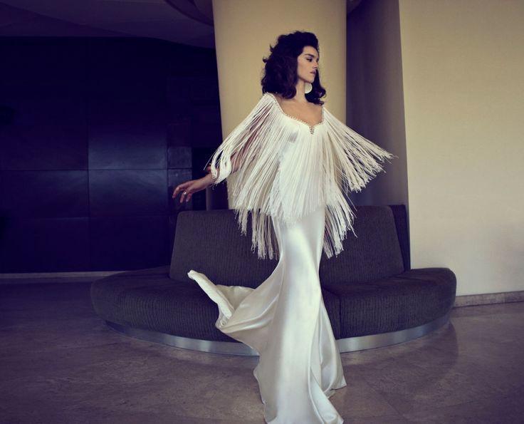 Zahavit Tshuba Rebecca wedding dress