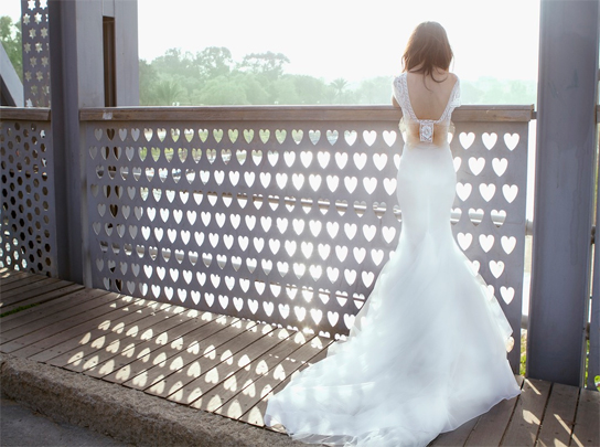 Zahavit Tshuba Lucia wedding dress
