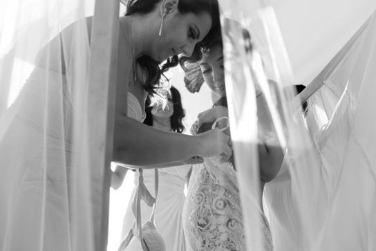 Ines Di Santo Samaly | PreOwnedWeddingDresses.com