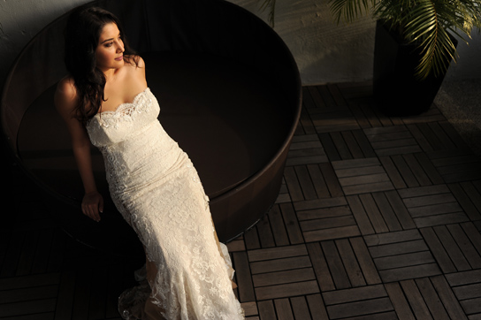 Ines Di Santo Samaly   PreOwnedWeddingDresses.com