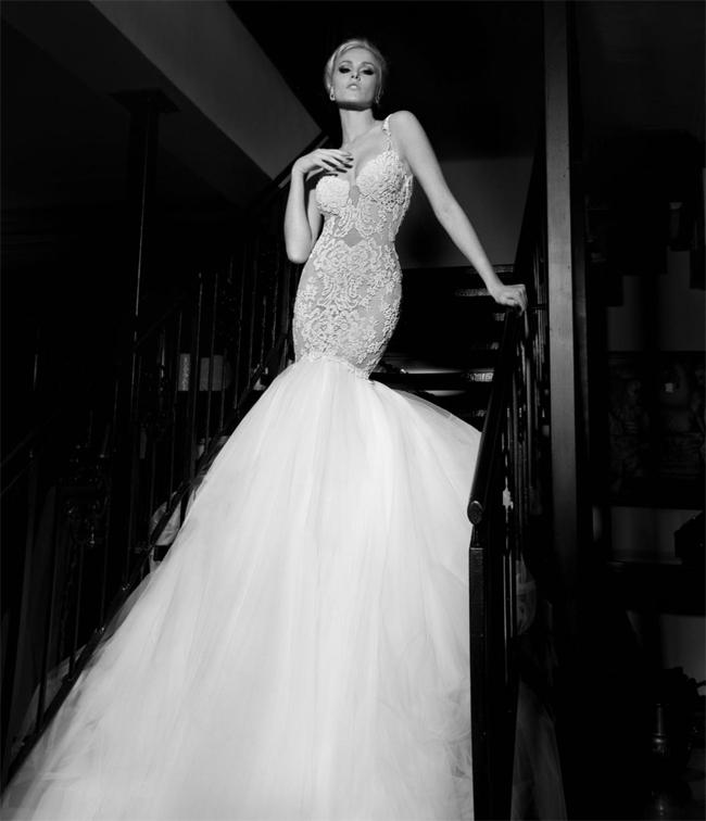 Galia Lahav Patchouli Wedding Dress