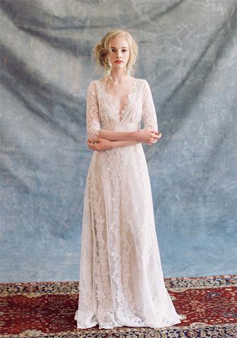 Nikki reeds claire pettibone wedding dress preowned wedding dresses claire pettibone patchouli claire pettibone junglespirit Images
