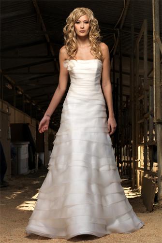Jenny Lee 1117 Wedding Dress