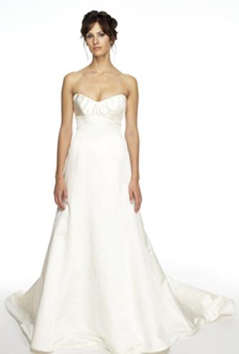 Jenny Lee 605 Wedding Dress